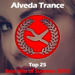 ALVEDA TRANCE: TOP 25, BEST HITS OF SUMMER 2015