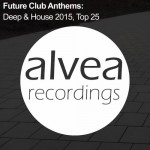 Future Club Anthems: Deep & House 2015, Top 25