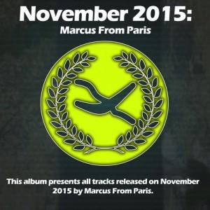 November 2015: Marcus from Paris
