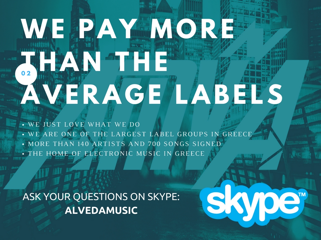 We pay more than the average labels…