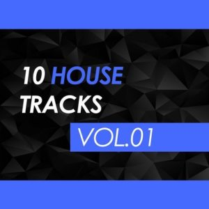 10 House Tracks, Vol. 01