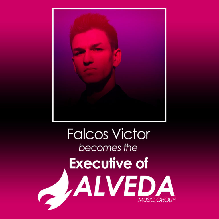 [BIG NEWS] Victor Falcos becomes the Executive of Alveda Music